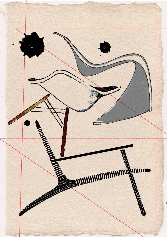 Illustration Julia Weidner, Munich